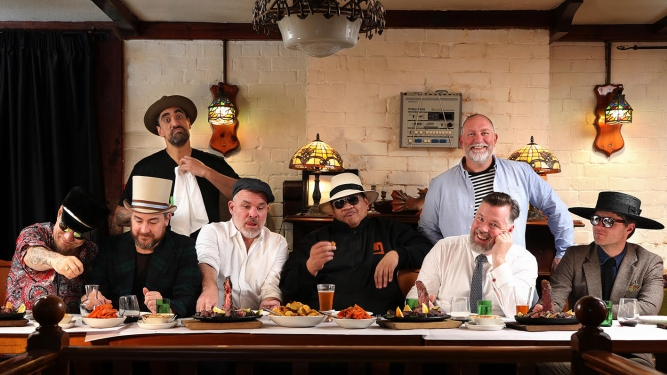 Fat Freddy's Drop Halle 622 Zürich Billets