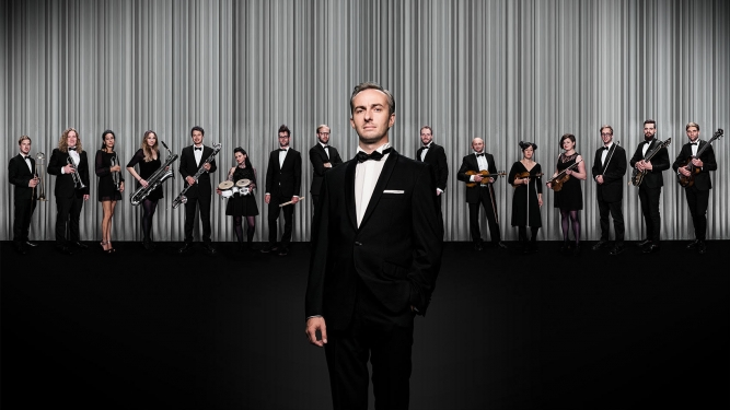 Jan Böhmermann & das Rundfunk-Tanzorchester Ehrenfeld Halle 622 Zürich Billets
