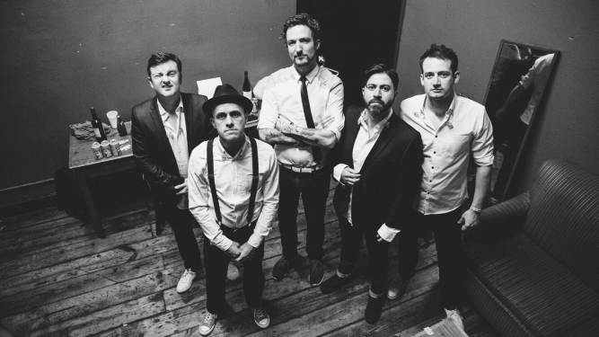 Frank Turner & The Sleeping Souls Volkshaus Zürich Tickets