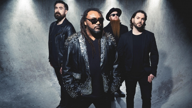 Skindred Dynamo Saal Zürich Tickets