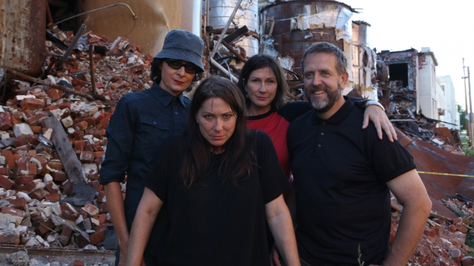 The Breeders Dynamo Saal Zürich Tickets