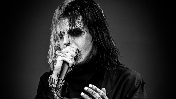 Ghostemane X-TRA Zürich Tickets