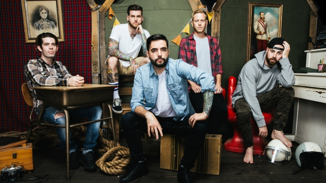 A Day To Remember Volkshaus Zürich Tickets