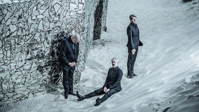 Triggerfinger (B) Diverse Locations Diverse Orte Tickets