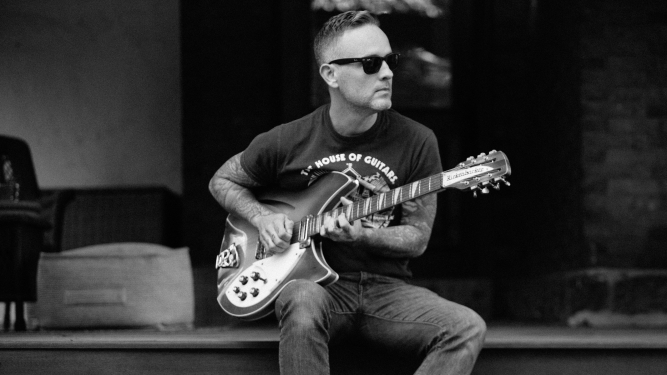 Dave Hause and The Mermaid Dynamo Saal Zürich Tickets