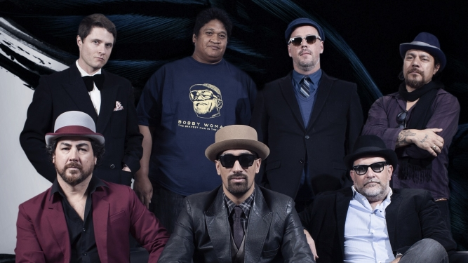 Fat Freddy's Drop Volkshaus Zürich Tickets
