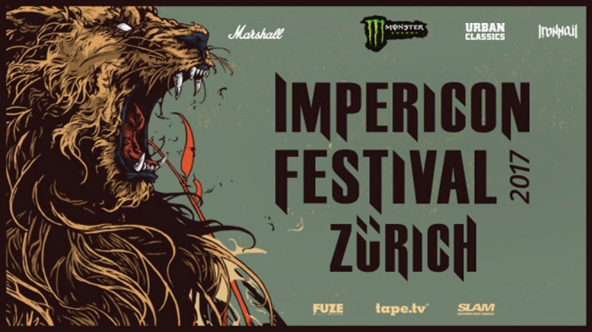 Impericon Festival 2017 X-TRA Zürich Tickets