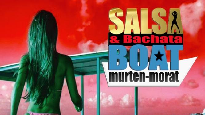 Salsaboat Murten/Morat Schiff Romandie 1 Murten Billets