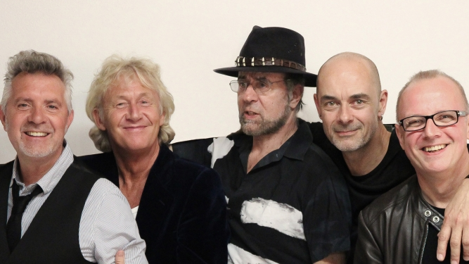 Manfred Mann's Earth Band Chollerhalle Zug Tickets