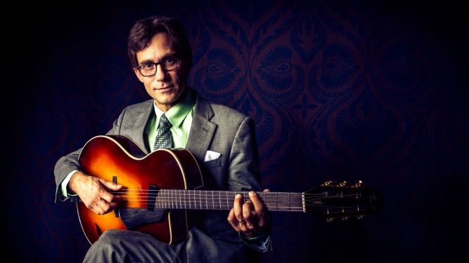 Frank Vignola's Guitar Night Marians Jazzroom Bern Billets