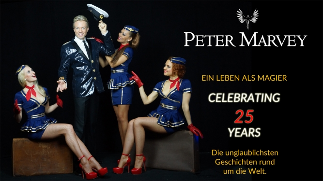 Peter Marvey Magic-House Feusisberg Tickets