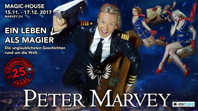 Peter Marvey Magic-House Feusisberg Tickets