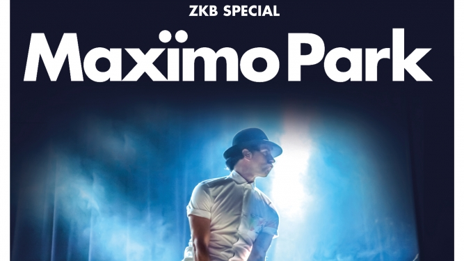 Maximo Park (UK) Mascotte Zürich Tickets