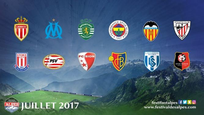 Festival de Football des Alpes Several locations Several cities Tickets