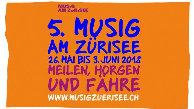 Musig am Zürisee 2018 Meilen, Horgen Fähre Tickets