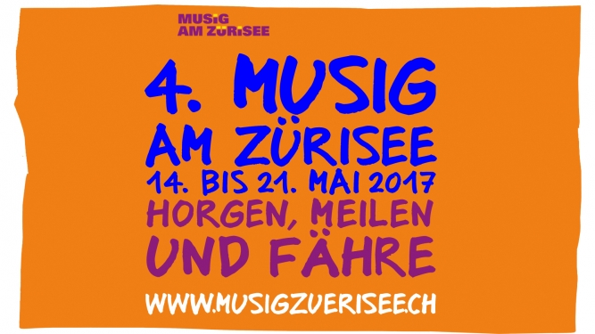Musig am Zürisee 2017 Diverse Locations Diverse Orte Tickets