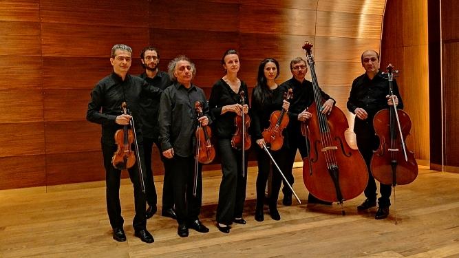 Vivaldi - Die vier Jahreszeiten - Kammerochester Neue Philharmonie Hamburg Volkshaus, Weisser Saal Zürich Biglietti