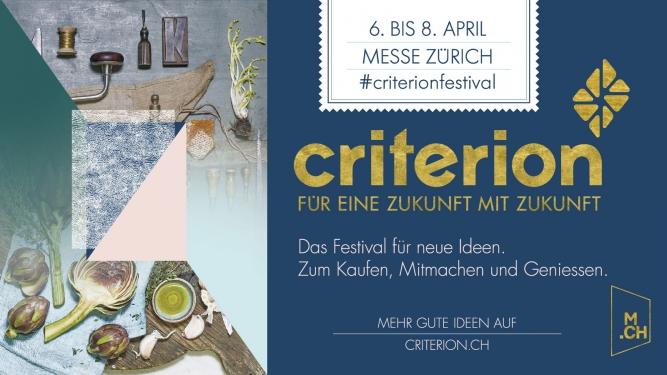 Criterion MCH Messe Schweiz (Zürich) AG Zürich Biglietti