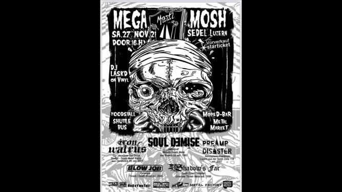 Mega Mosh 2021 Sedel Emmenbrücke Tickets
