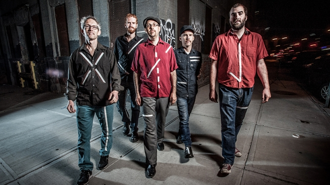 The Claudia Quintet (NYC) Musikklub Mehrspur Zürich Tickets