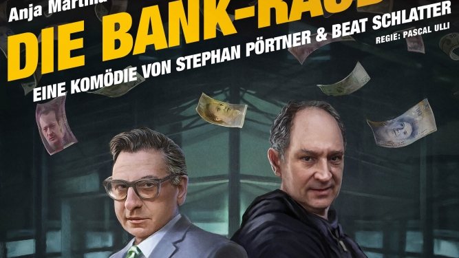 Die Bank-Räuber Hotel Adler-Central Meiringen Tickets