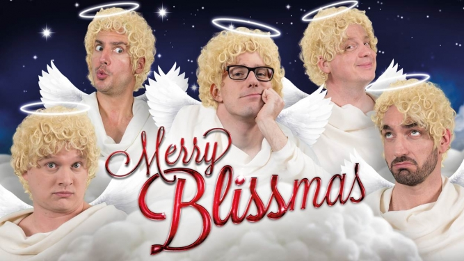 "Bliss - ""Merry Blissmas"" La Poste Visp Tickets"