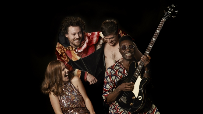 Metronomy (UK) Steinberggasse Winterthur Tickets