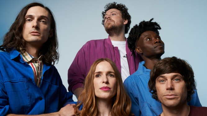 Metronomy (UK) Les Docks Lausanne Tickets