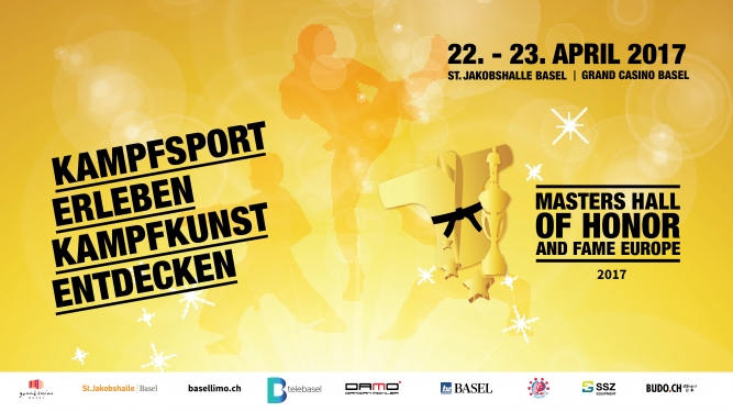 MHE Martial Arts Expo 2017 St. Jakobshalle Basel Tickets