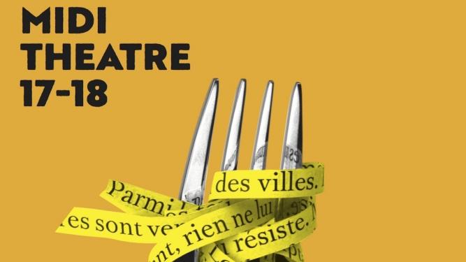Midi-Théâtre 6/7 Brasserie de l'Inter Porrentruy Billets