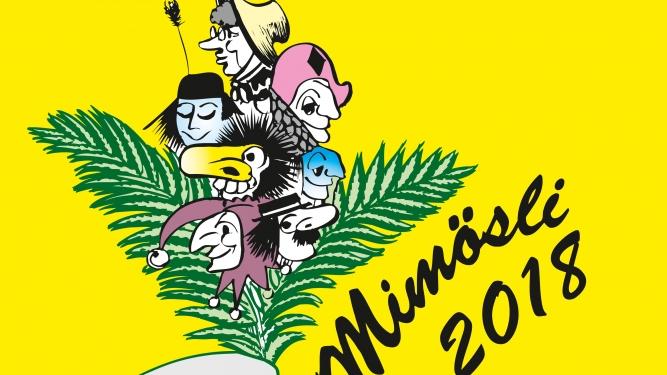 Mimösli 2018 Häbse-Theater Basel Billets
