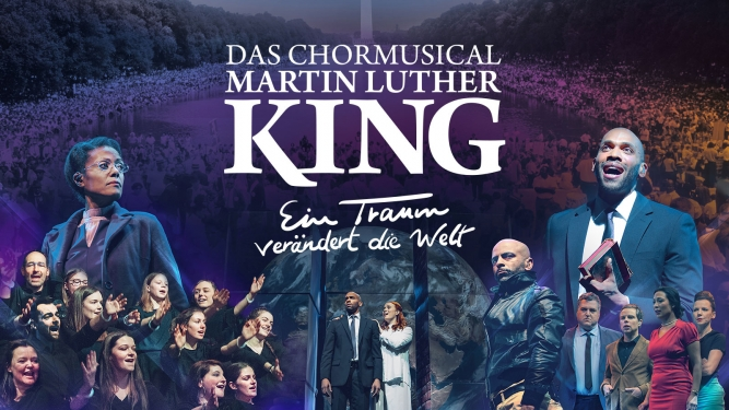 Martin Luther King Thun-Expo Thun Tickets
