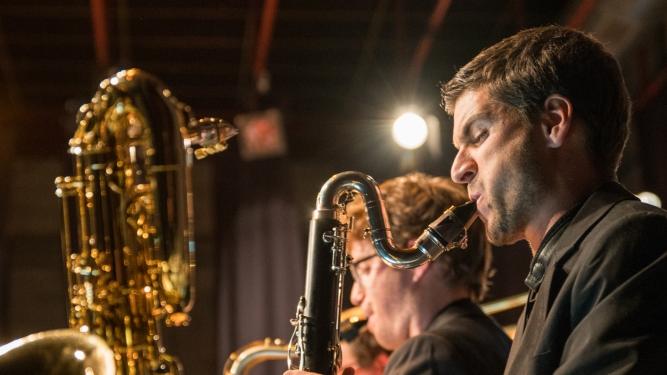 Benjamin Knecht Jazz Orchestra Moods Zürich Tickets