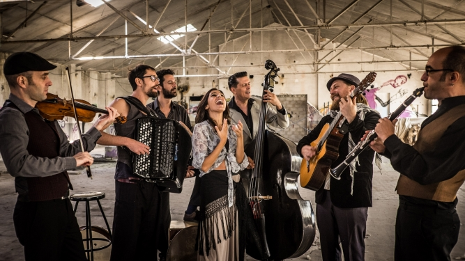 Barcelona Gipsy Balkan Orchestra Moods Zürich Tickets