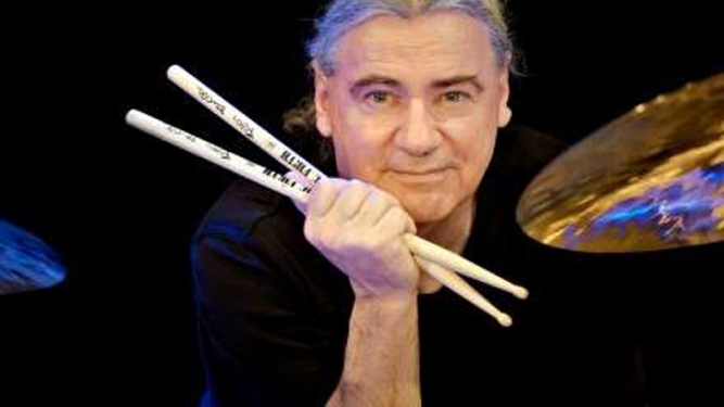 Fredy Studer: Solo Drums - Steamboat Switzerland Moods Zürich Tickets