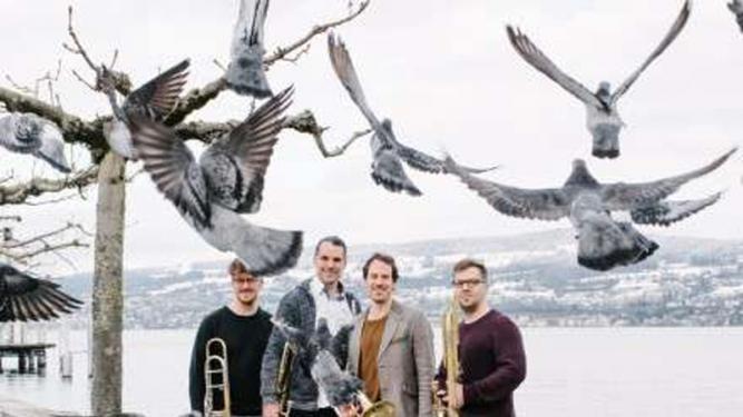 Vertigo Trombone Quartet Moods Zürich Tickets