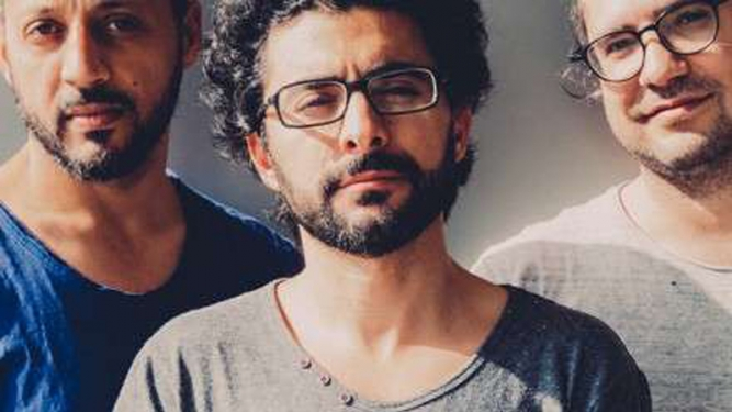 Tarek Yamani Trio Moods Zürich Biglietti