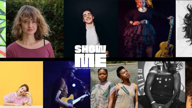 Show-Me Festival à Zürich - Achetez vos billets maintenant!