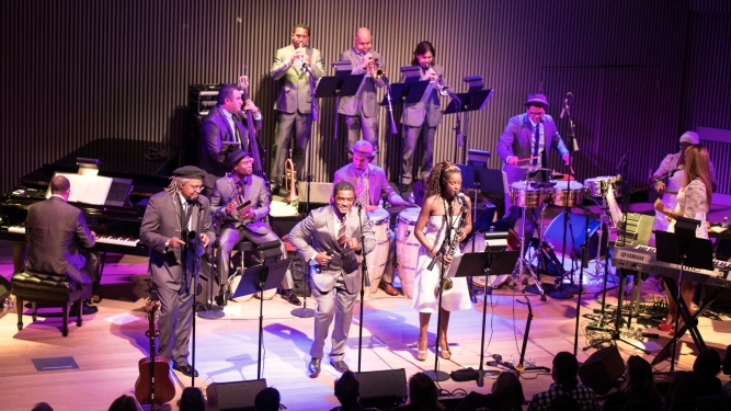 Juan de Marcos & The Afro-Cuban All Stars Moods Zürich Tickets