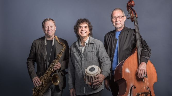 Dave Holland - Zakir Hussain - Chris Potter Moods Zürich Tickets