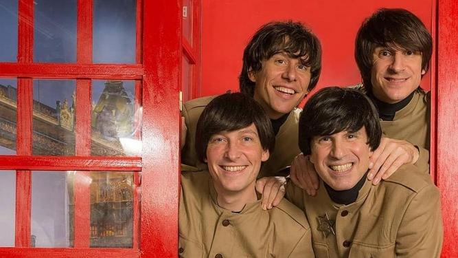 Help! Die Hits der Beatles live Mühle Hunziken Rubigen Billets