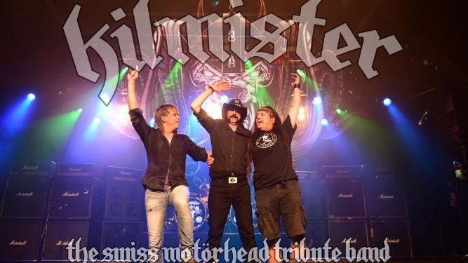 Kilmister & Friends KIFF Aarau Tickets