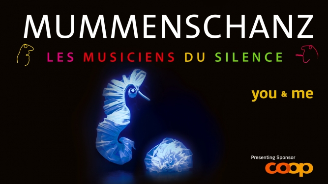 Mummenschanz - you & me Theater St. Gallen Billets
