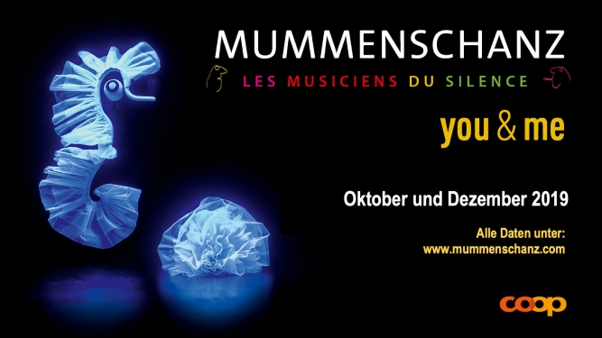 Mummenschanz - you & me Nebia Biel Tickets