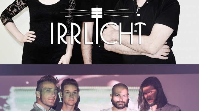 We are Waves & Irrlicht Musigburg Aarburg Tickets