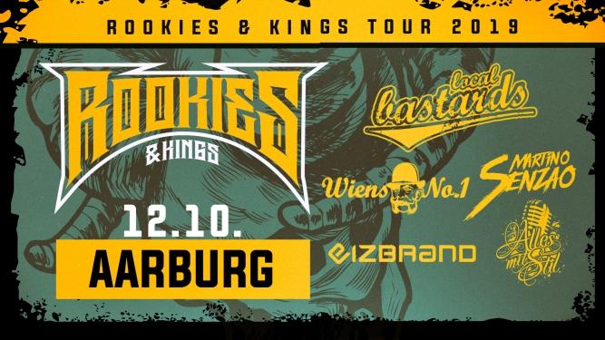 Rookies & Kings Musigburg Aarburg Tickets