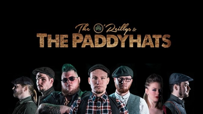 The O'Reillys and the Paddyhats Musigburg Aarburg Tickets