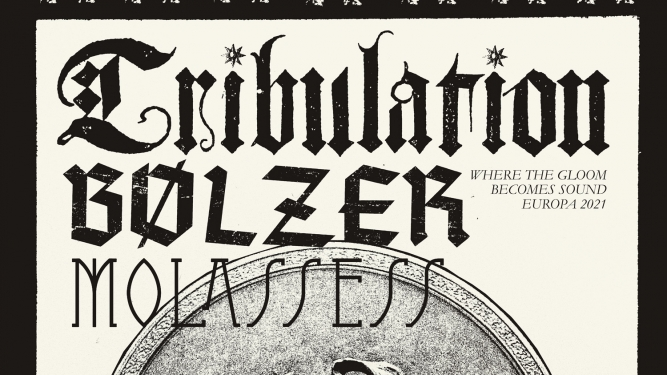 Tribulation, Bolzer Musigburg Aarburg Tickets