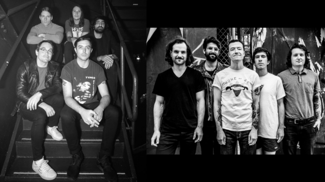 Touche Amore / Deafheaven Rote Fabrik Aktionshalle Zürich Tickets