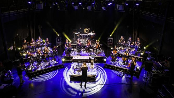 Worakls Orchestra X-TRA Zürich Tickets